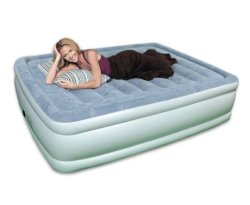 Air Mattress (Chick not included)