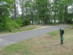 South Toledo Bend Reservoir State Park, Campsite C1041