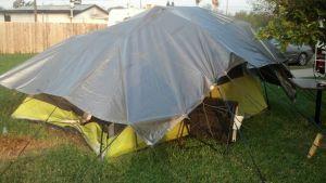tent tiedown